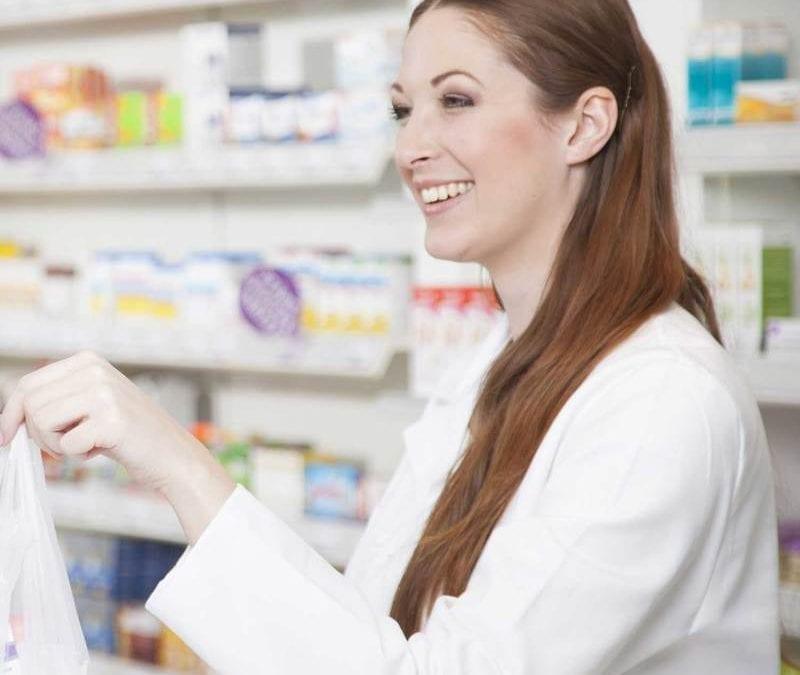 Næsten halvdelen af landets apoteker benytter vores telefonsystemer